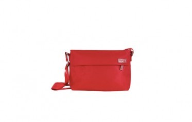 Lipault City Plume HOR.CROSSOVER BAG(红色)