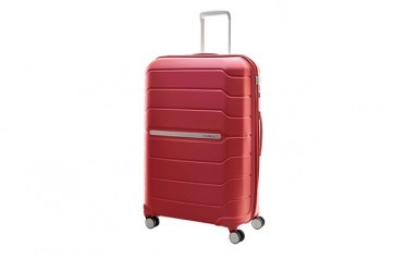 Samsonite Octolite SPINNER (红色75cm托运箱)