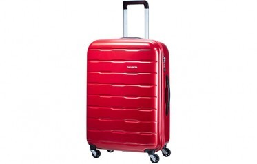 Samsonite SPIN TRUNK SPINNER ZIP (红色75cm托运箱)