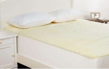 出口款Gold Maple 系列羊毛褥子(wool mattress topper )180X 200 (适合澳洲 queen 和 king size 床垫)